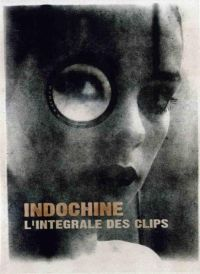 Cover Indochine - L'intégrale des clips [DVD]